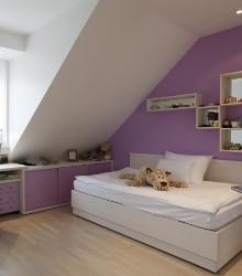 kamer verven felle kleuren