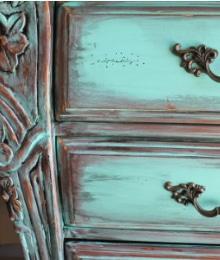 Patineren: decoratieve verftechnieken & inspiratievoorbeelden